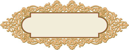 interweaving: Decorative elemento di design, di file vettore Vettoriali