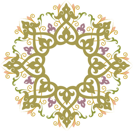 Decorative design element, vector file Stock Vector - 24306771