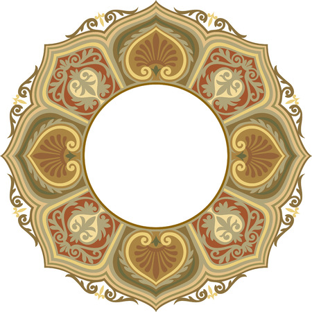 Decorative design element, vector file