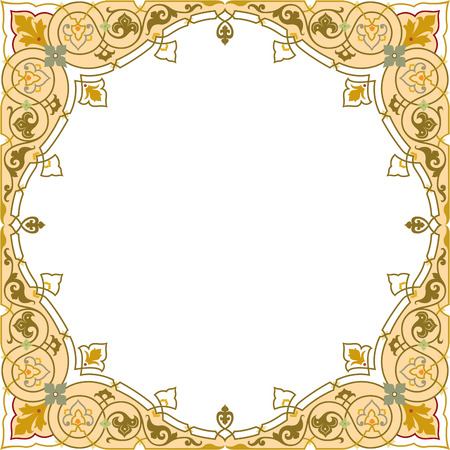 Decorative design element, vector file Vector