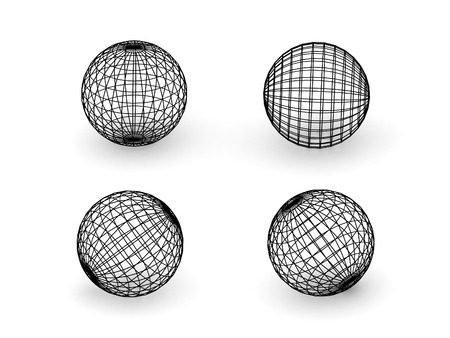 Spheres Stock Photo - 1404555