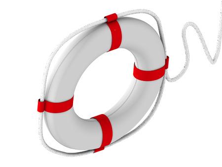 jangada: preserver de vida para la primera ayuda. 3d