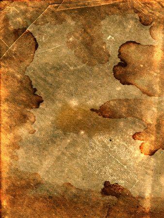 correspondencia: vintage años de edad, desde el papel de antecedentes