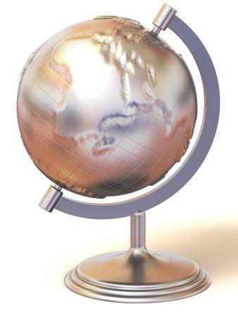 globus: Globus. 3d