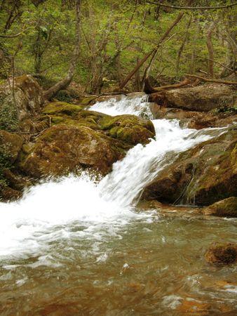 murmur: Waterfall Jur-Jur in Cremea.