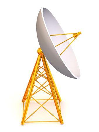 Satellite. 3d Stock Photo - 3269057