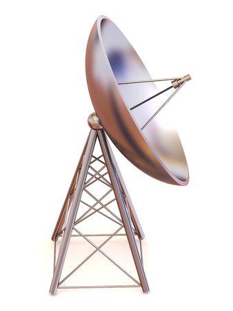 Satellite. 3d Stock Photo - 3292329
