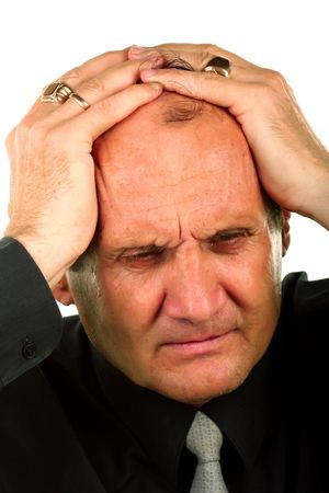 headache Stock Photo - 3576442