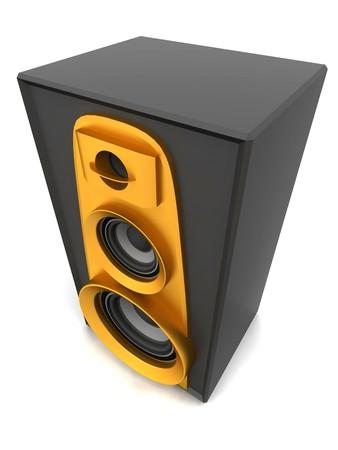 loud speakers: Great loud speakers. 3d