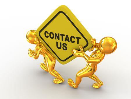 Contact us. 3d photo