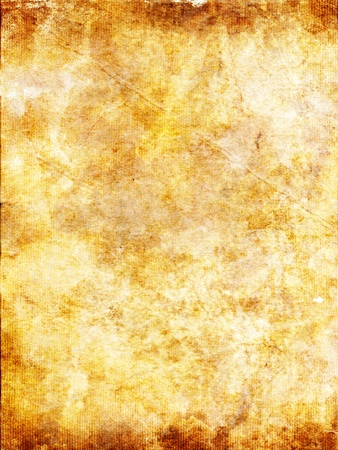 scrool: Vintage aged old paper. Original background or texture.  Stock Photo
