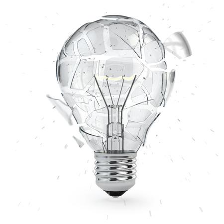 break: Light bulb