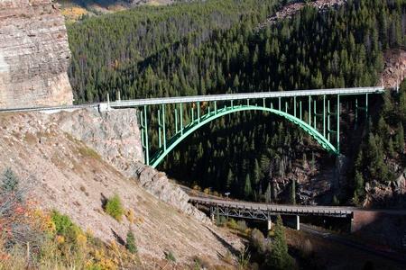 Puente Foto de archivo - 8485517