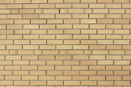 노란색 BrickWall 질감 / 배경 스톡 콘텐츠 - 8741585