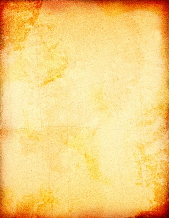 Old Paper Texture / Background  Stock Photo - 8741699