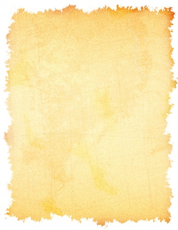 Old Paper Texture / Background  Stock Photo - 8741679