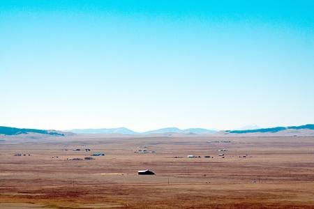 Valley in Colorado photo