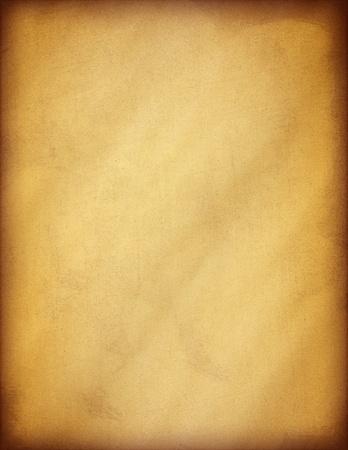 Gealterte Papierhintergründe Standard-Bild - 9060544