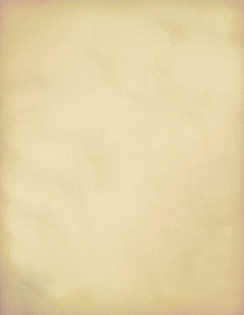 Light Brown Old Paper Template Stock Photo - 9161832