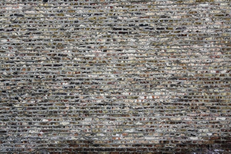 Urban Background (Brick Wall) Stock fotó