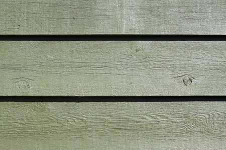 Green Siding Wood Texture  Stock Photo - 9351659