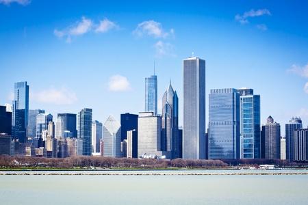 emigranti: Chicago in estate