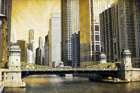 estilo urbano: Efecto de imagen Vintage - estilo urbano