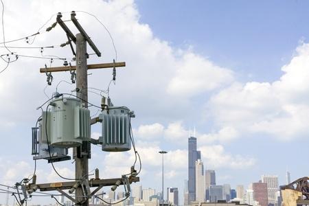 transformator: Power Lines