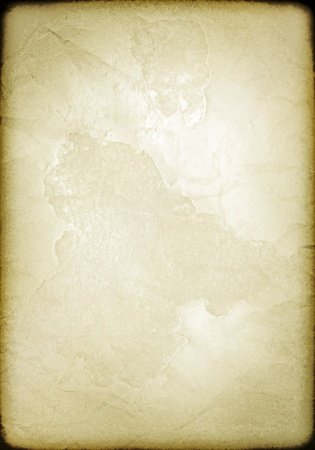 Old Paper Template Stock Photo - 10751018