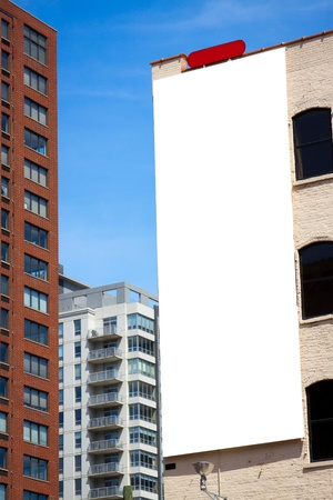 blank billboard: Billboard - Urban Design