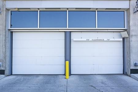 Garage photo