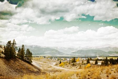 Off Road in Colorado