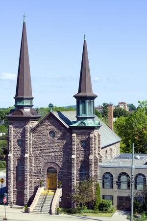 marquette: Old Church in Marquette, MI