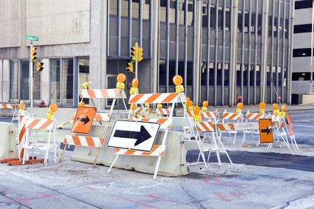 detour: Road Construction
