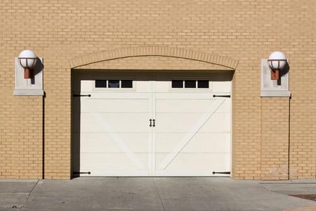 Garage Door Stock Photo - 11789640