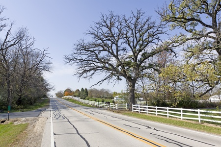 rural road: Old Picture Design - American Country
