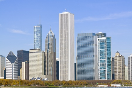 Chicago Downtown Stock Photo - 11956153