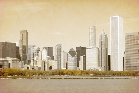 Vintage Design - Chicago photo