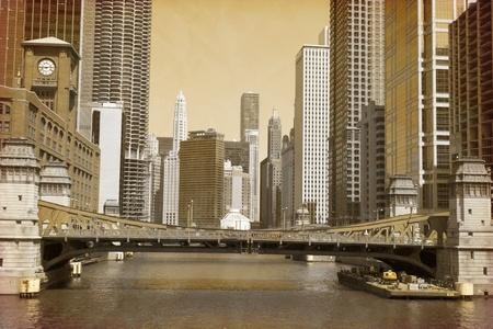 Vintage Design - Chicago