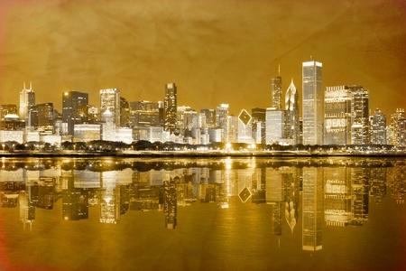 lake district: Vintage Design - Chicago Editorial