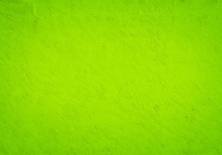 green background: Interior Design - Old Color Wall  Stock Photo