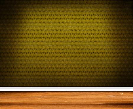 Inter Design - Empty Room Stock Photo - 12940841