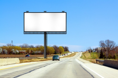 billboard blank: Road