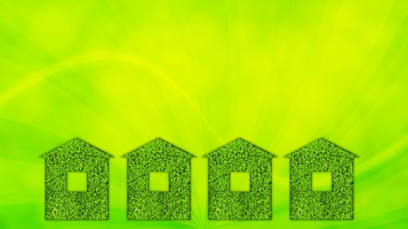 Abstract Real Estate Background Stock Photo - 13300048