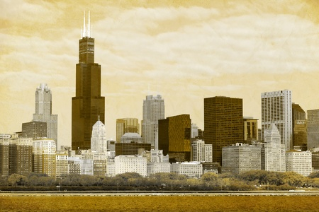 Vintage Design - Chicago  photo