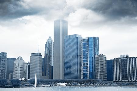emigranti: Nuvole scure della Finanza District