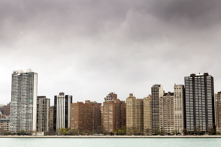 lake shore drive: Apartments on Lake Shore Drive