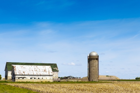 American Countryside Landscape photo
