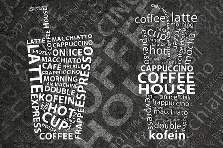 Coffee Background Stock Photo - 13682532