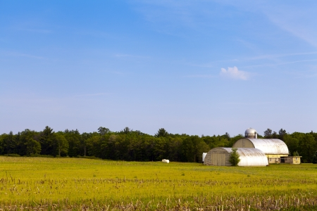 American Countryside Stock Photo - 13780110